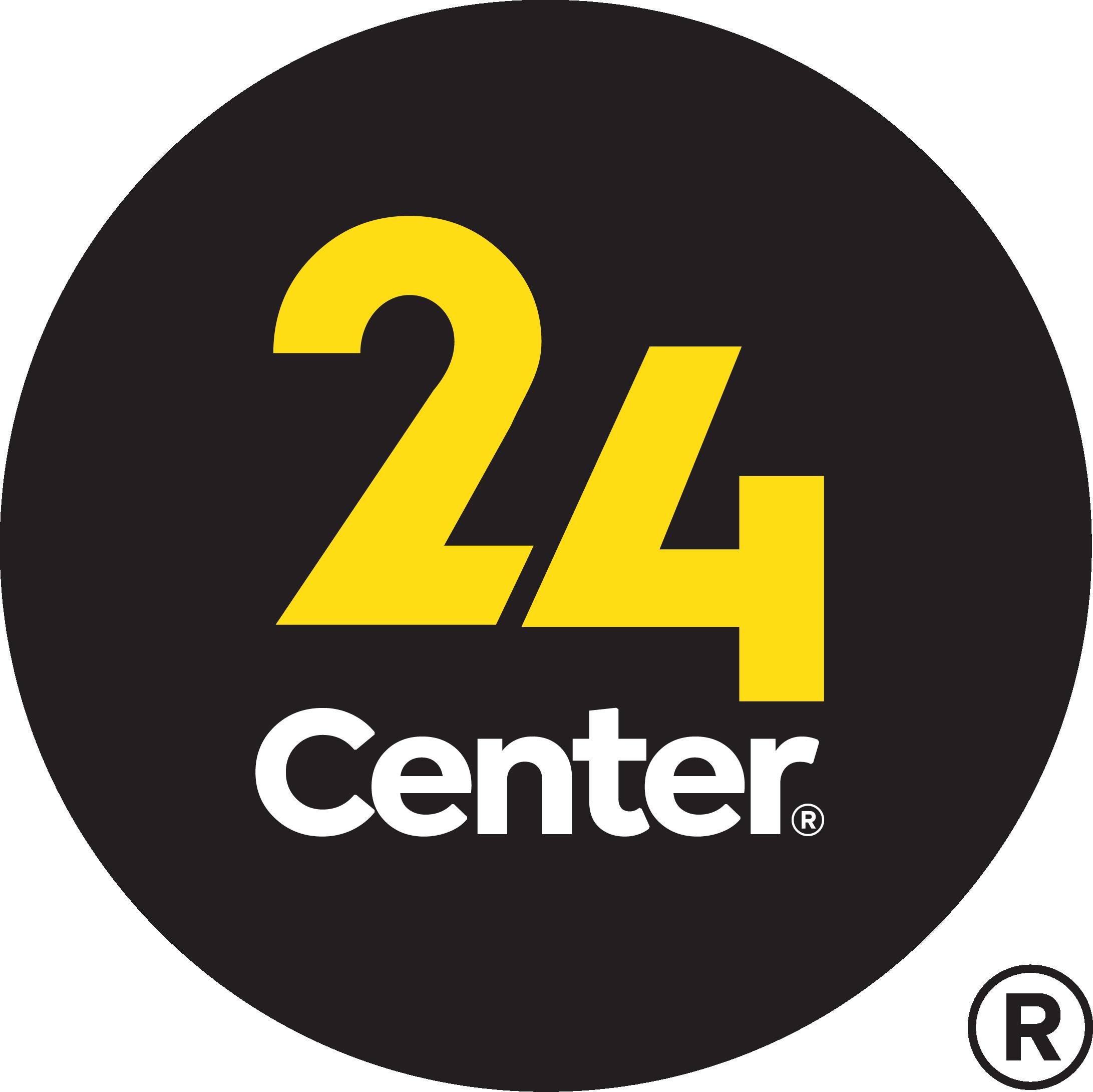 24 Center logo